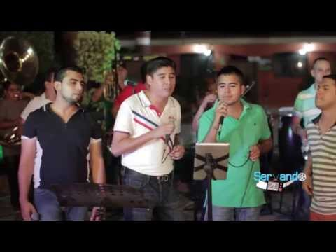 Grupo Rebeldia Ft. Banda La Conquista - La Captura Del Peña (En Vivo 2014)