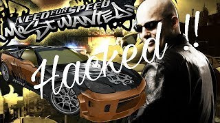 Need For Speed MW Hacked !!!! II access to all features and stuff