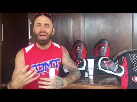 Muay Thai Recovery with cbdMd Oil & Topical Creams (Review)