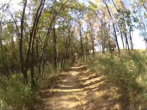 Swanson Park - Bellevue, NE - Mountain Biking