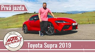 Toyota Supra 2019: Hejteri dajte si pohov!