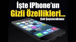 iPhone Bilinmeyen Gizli Özellikler - 2
