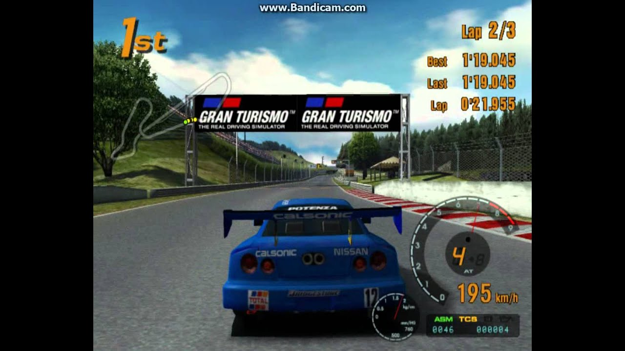 Gran Turismo 3 A Spec On Pc Pcsx2 Full Playable Youtube