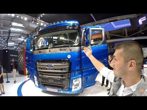 Yeni Ford Trucks F-MAX Dünya Lansmanı / IAA Hannover Ticari Araç Fuarı 2018'i Sizler İçin Gezdik