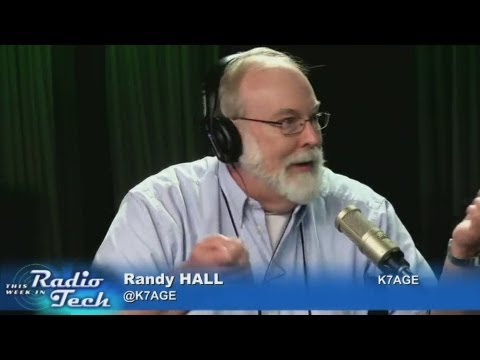 This Week in Radio Tech, TWiRT, with Randy K7AGE, from NAB 2012