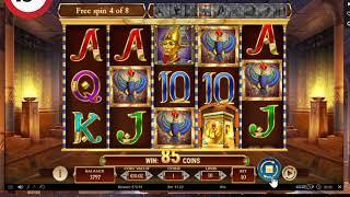 Online Casino Slots, Legacy of Dead Bonus Round