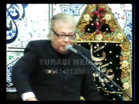 Nizam-e-nabuwat Or Quran Kareem - 4th Muharram Majalis 1433 - 2011 - Allama Talib Johri - Urdu video