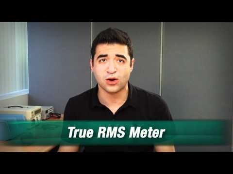 In the Know: What is True RMS?
