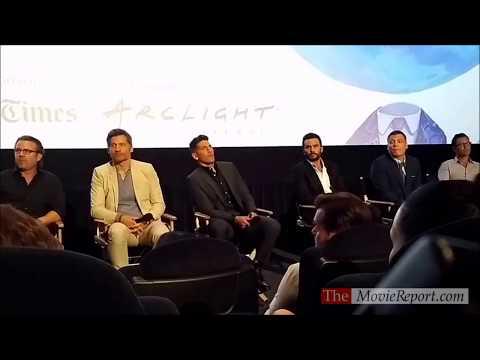 SHOT CALLER Cast & Crew Q&A At Los Angeles Film Festival - June 17, 2017