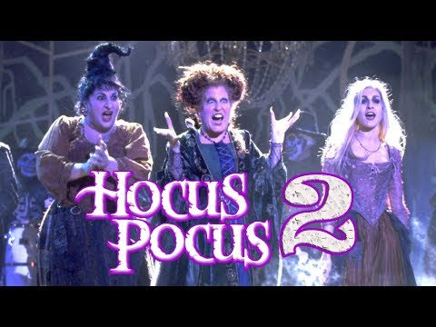 Hocus Pocus 2 Is Coming To The Disney Channel