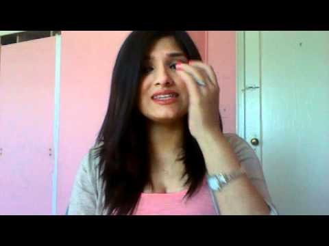 tere mere hoton pe mithe mithe geet mitwa- try by nazida (cover...