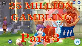 25 Million Card Gambling - Part 3 (ALL BLUE CARDS)