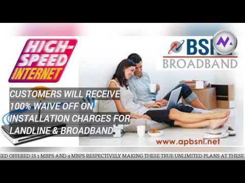 BSNL to introduce speed Upto 40 Mbps in Andhra Pradesh