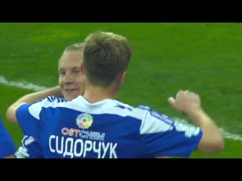 Черноморец - Динамо. Обзор матча. 1:4. 30.04.17.