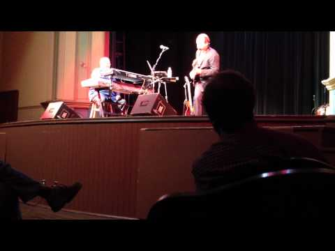Daryl Stuermer Duo - Land of Confusion @ Sandwich Opera House 9-22-12