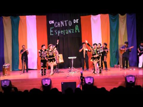 Saya caporal - El Shaddai Peru - Id por todo el mundo - Un canto de esperanza