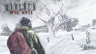 S.T.A.L.K.E.R Nature Winter -  Серия 3 [Дань Барыге]