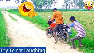 Must Watch Funny😜😜Comedy Videos 2019,Ep-78 || New Funny Videos || #myfamily ||