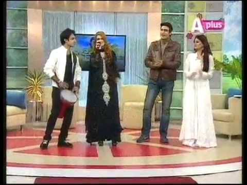 Second Hand Javani By Tayyaba & Umair Morning Show Javeria Abbasi Aplus video