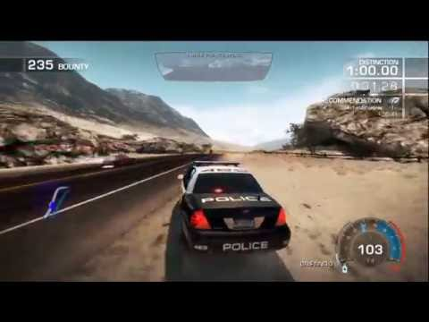 Need for Speed: Hot Pursuit Gameplay - First 14 Minutes