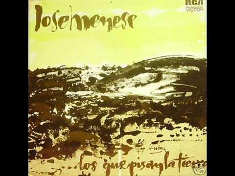 José Menese - Qué bien me suena tu nombre (Bamberas)
