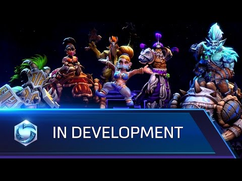 In Development: Zul'jin, New Skins, and More!