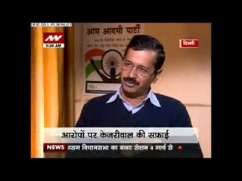 News Nation's exclusive interview with Arvind Kejriwal :: http://www.newsnation.in