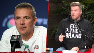 Urban Meyer Takes Shot At Pat McAfee?