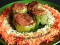 Stuffed Capsicum Curry- Andhra Recipes - Telugu Va…