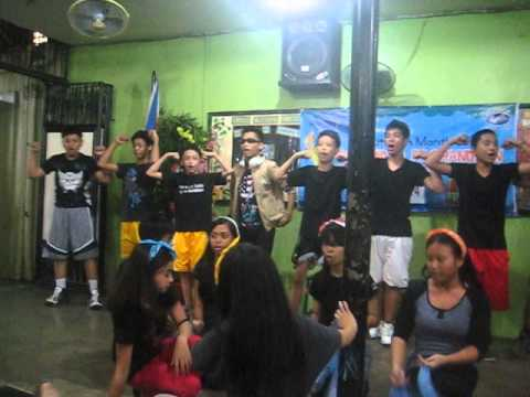 Diadem Christian Academy: 8 Onyx Jingle Performance [nutrition Month 2014] video