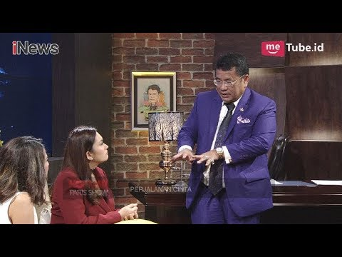 Nafa Urbach Menantang Hotman Untuk Menggodanya Part 02 - HPS 12/12