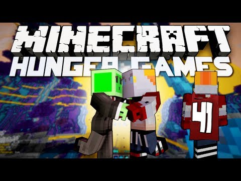 Minecraft Hunger Games - Episode #41 w/PeteZahHutt - BOAT FIGHT!