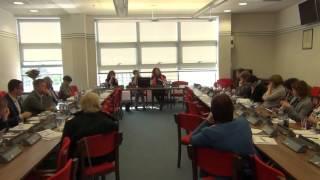 Dyskusja po wystąpieniu pt. Uniwersytet jako przestrzeń uznania...