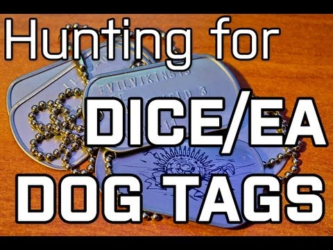 Battlefield 3: Hunting for DICE/EA dog tags with great success [1080p HD, Ultra PC footage]
