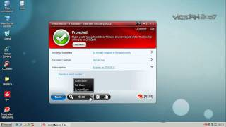 Trend Micro Titanium Internet Security 2012 - Duplo Teste - (Double Test, CC)