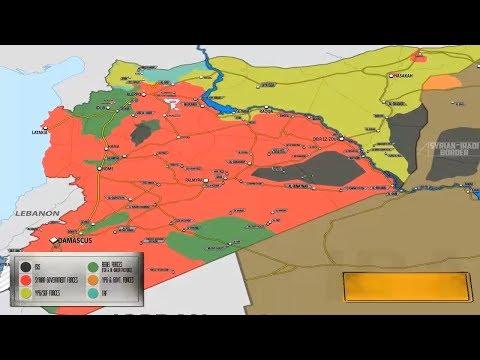 30 января 2018. Военная обстановка в Сирии. В Сочи стартовал Конгресс национального диалога в Сирии.
