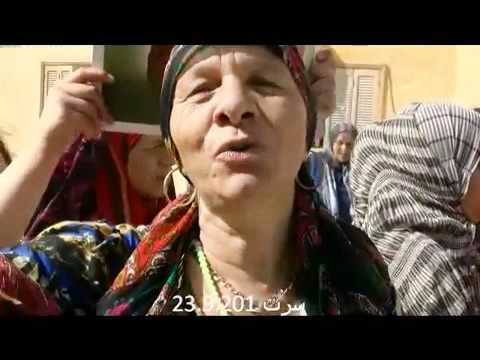 Libya : Brave Libyan women against NATO and its rebels