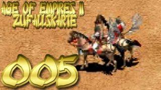 Age of Empires II Zufallskarte 005