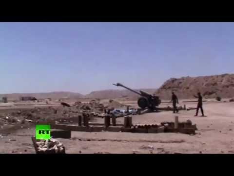 Iraq Battleground: Shiite militia, security troops battle ISIS militants