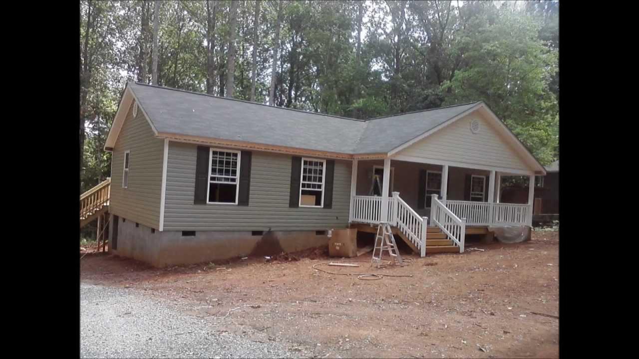 Como construir una casa de madera estilo americana muy - Como hacer una casa de madera para ninos ...