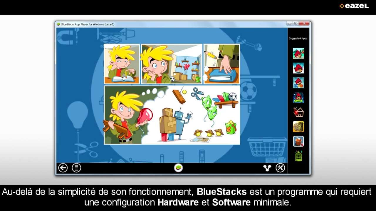 comment fonctionne bluestacks