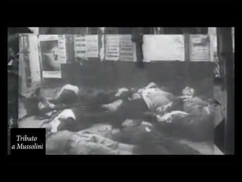 Mussolini Piazzale Loreto 29 aprile 1945 Il giorno della Vergogna