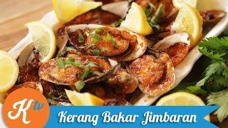 Resep Kerang Bakar Jimbaran (Grilled Seafood Jimbaran Sauce Recipe Video) | YUDA BUSTARA