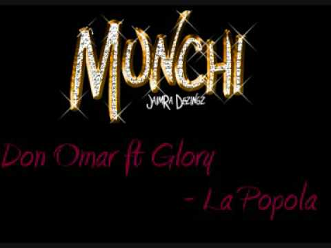 Don Omar ft Glory - La Popola