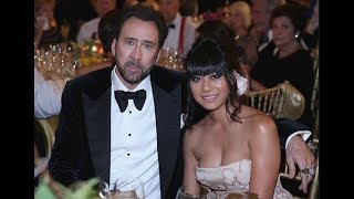 The REAL REASON Nicolas Cage LEFT Wife After 4 Days 0f Marriage