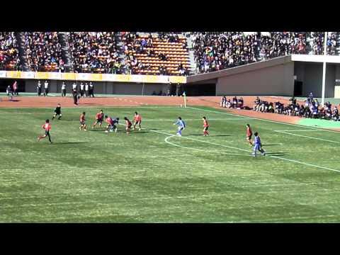 ��11� ���� MF 3年 No.10 FC����身 ���������������� 第90����校������権大� �決� ����(��)vs大�(大�) 2-1 @�����競�場 2012年1�7�K.O.12:00 ...
