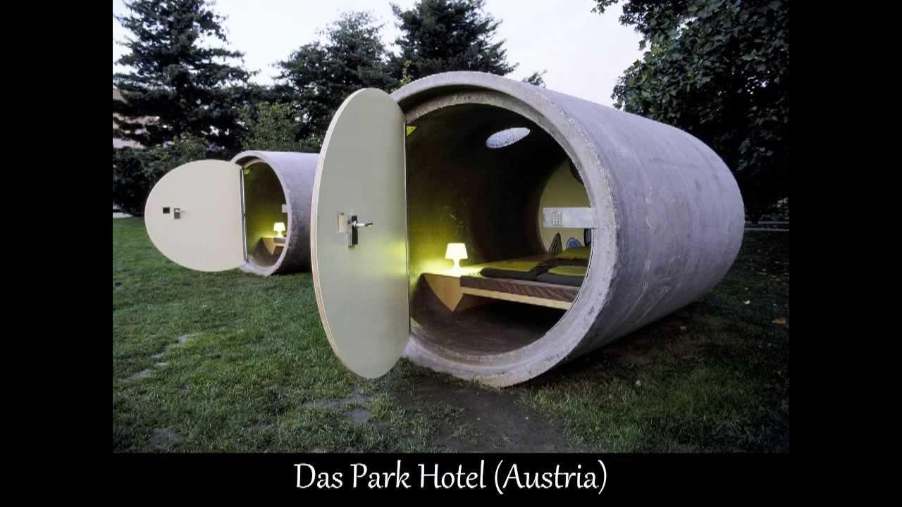 Los 28 hoteles m s raros y nicos del mundo youtube - Los banos mas bonitos ...