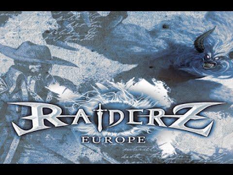 RaiderZ -CHIMERA SOLO BERSERKER (DRVO)