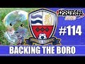 Backing the Boro FM18 | NUNEATON | Part 114 | STILL GOING! | Football Manager 2018