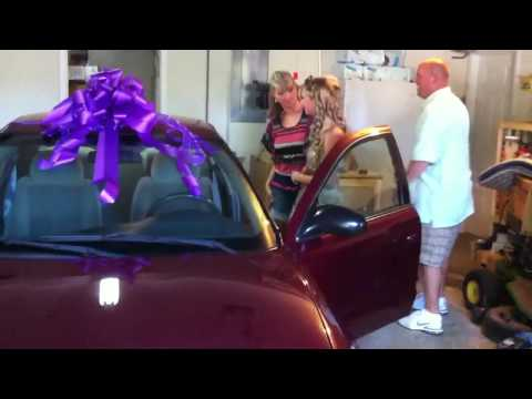 Haley's First Car (17th Birthday)